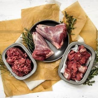 Goat Meat Taster Box