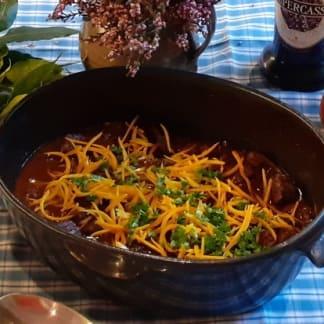 Warming Winter Longhorn Beef Meat Box