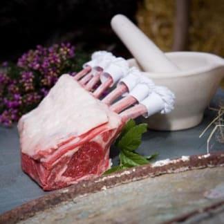 Herdwick Hogget Lamb Rack 7 Bone