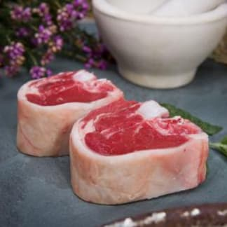 Herdwick Hogget Lamb T bone Chops