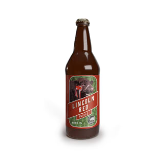 Lincoln Red - Red Ale 12 x 500ml