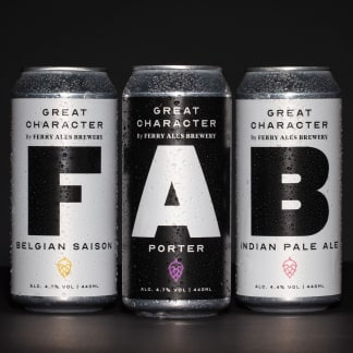 Craft Cans Mixed Case 12 x 440ml cans
