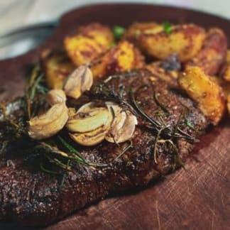 Rose Veal Steak Night Meat Box