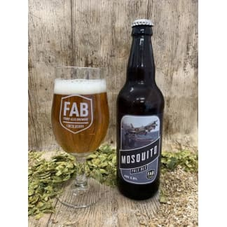 Mosquito English Pale Ale 12 x 500ml
