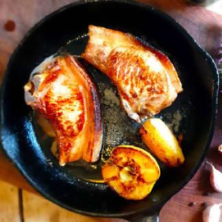Middle White Pork Chops