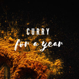 Curry Gift Hamper - Curry for a Year