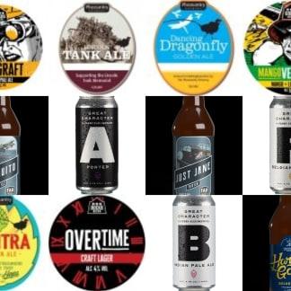 Mixed Case of Artisan Beer