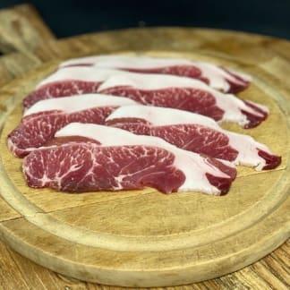 Mangalitza Dry Cure Bacon