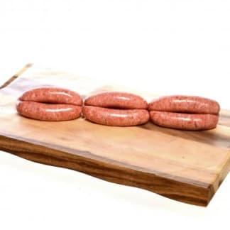Scotch Beef Steak Sausages