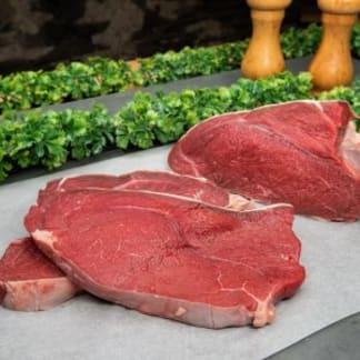 Belted Galloway Braising Steak