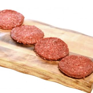 Buffalo Steak Burger