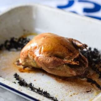 Whole Partridge - Ready to Cook
