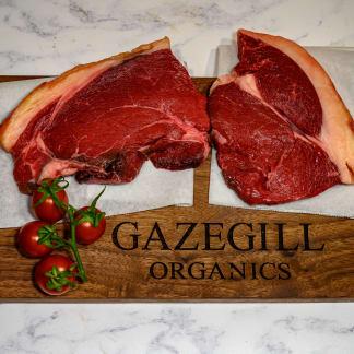 Organic Rump Steaks