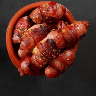 Organic Pigs in Blankets 12's