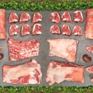 Whole Herdwick Hogget Best Value Hamper Meat Box