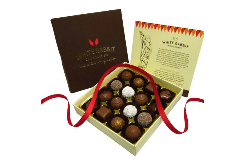 Medium Chocolate Box - Boozy Collection