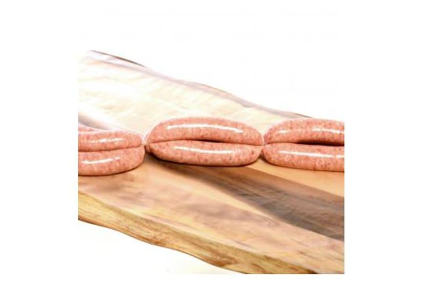 Pork and Apple Sausage