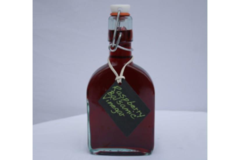 Raspberry Balsamic Vinegar Bottle