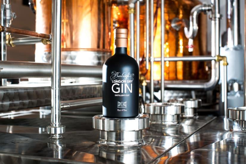 Burleighs Distiller's Cut Gin
