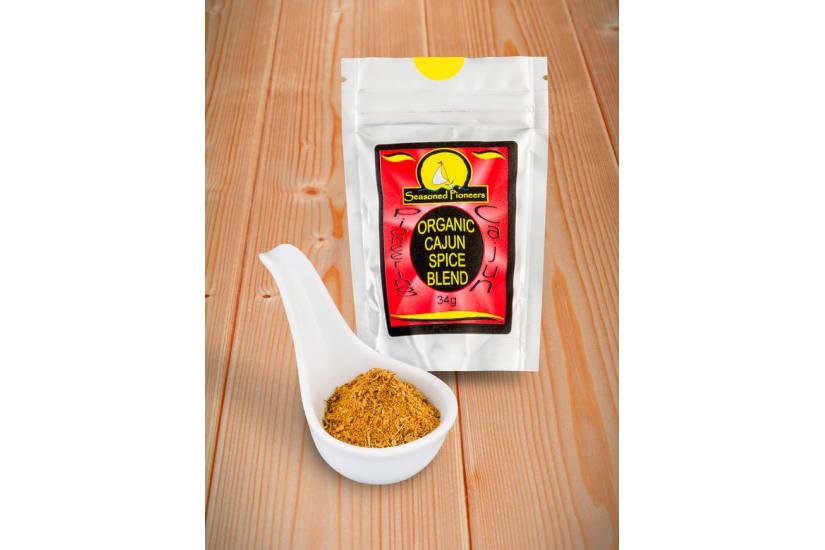 Cajun Spice Blend Organic