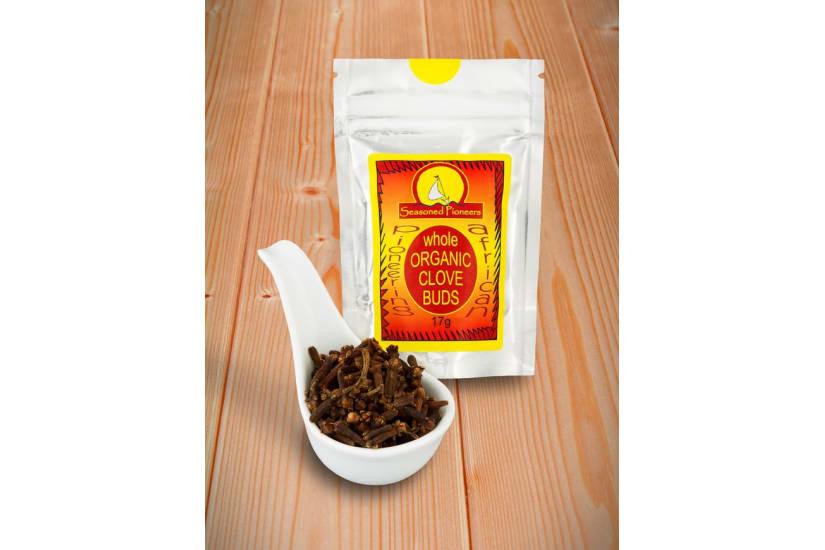 Clove Bud Organic, Whole