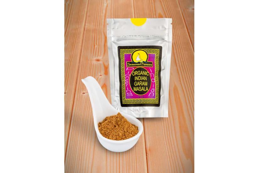 Garam Masala Indian Organic