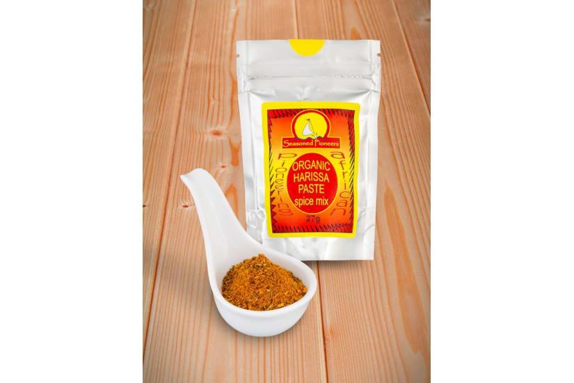 Harissa Spice Mix Organic