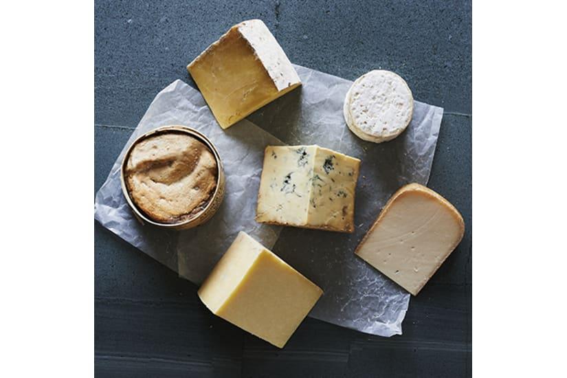 Luxury Cheese Selection