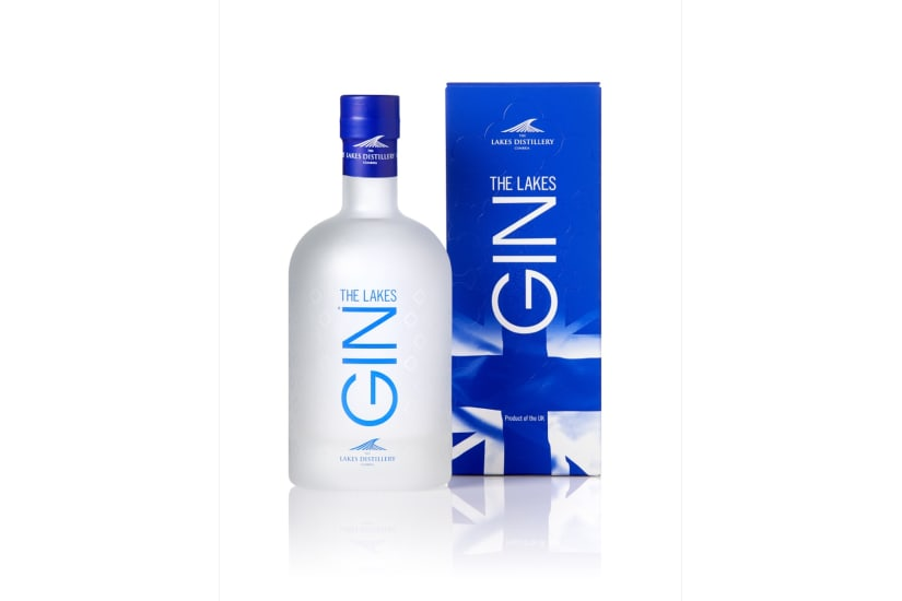 The Lakes Gin with Gift Box (70cl)