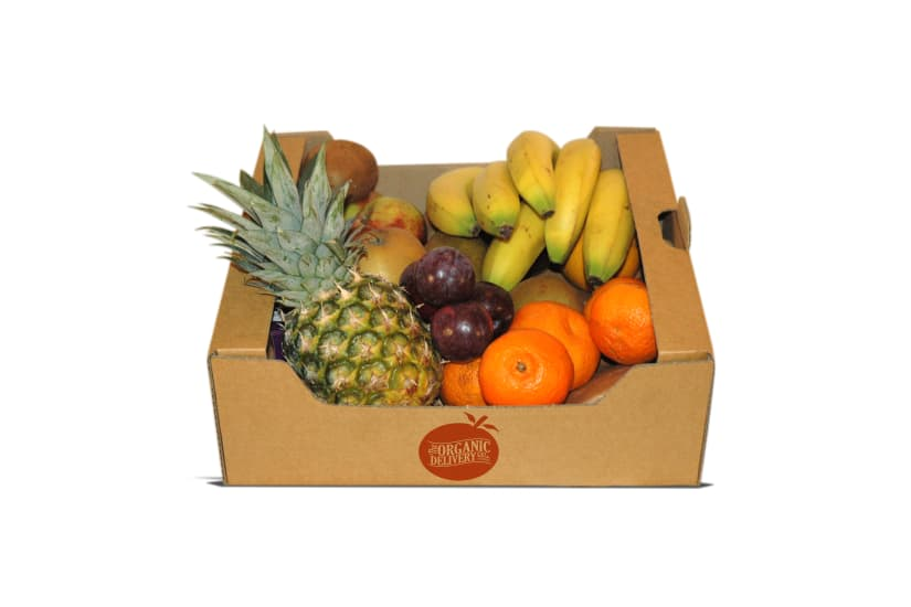 Large Organic Fruit Box