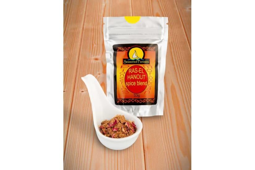 Ras-el-Hanout Spice Blend