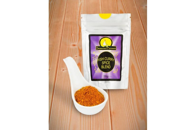 Fish Curry Spice Mix