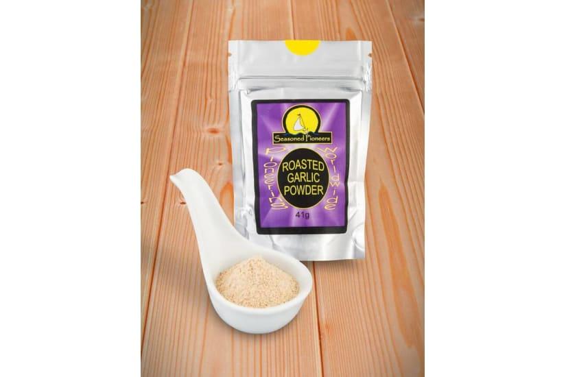 Garlic Powder Roasted