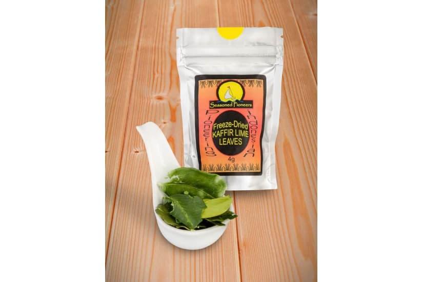 Kaffir Lime Leaves Freeze-Dry