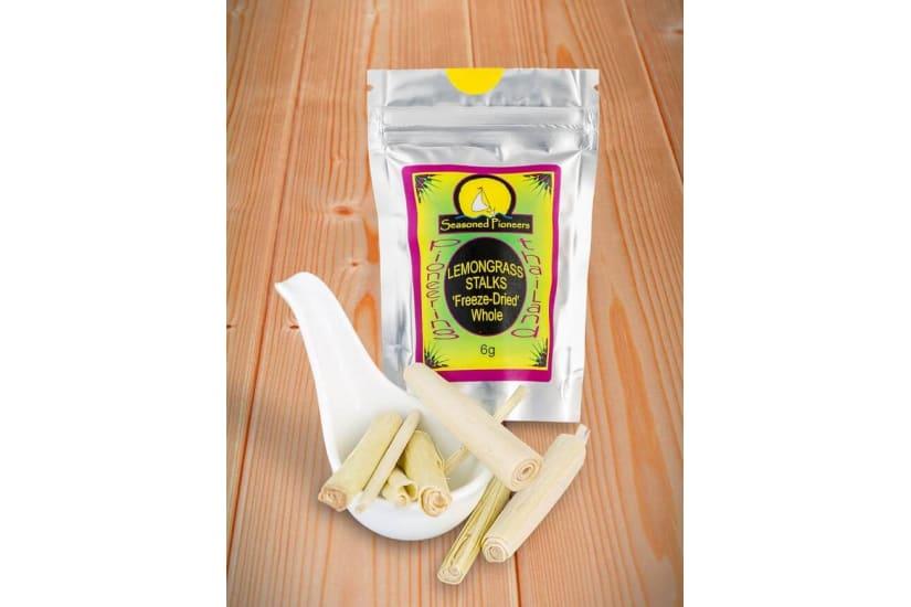 Lemongrass Stalks Freeze-Dried
