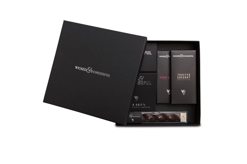 Dark Chocolate Lovers' Gift Box