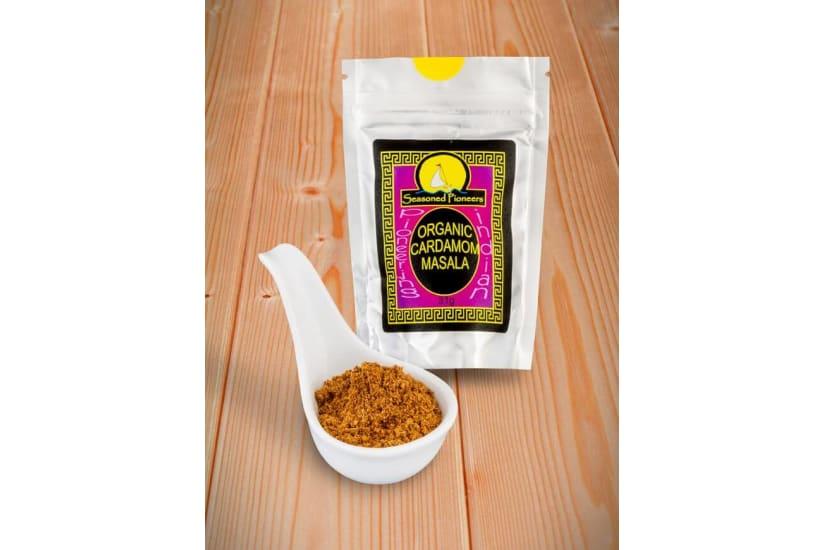 Cardamom Masala Organic