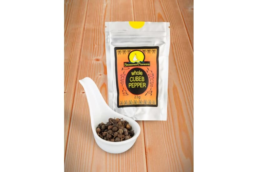 Cubeb Pepper, Whole