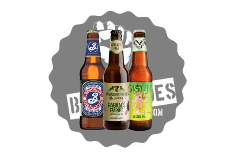 Hand Selected Seasonal IPA Gift 3 Pack