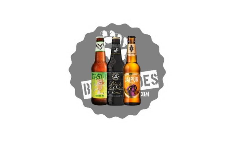 Hand Selected Seasonal Beer Gift 3 Pack