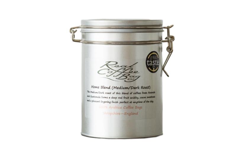 White Blend Decaf Gift Tin 20