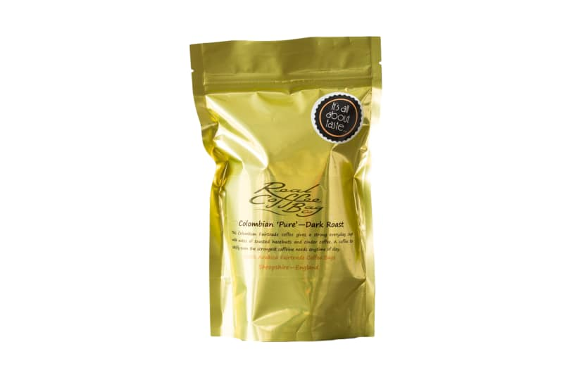 White Blend Decaf Pouch 15