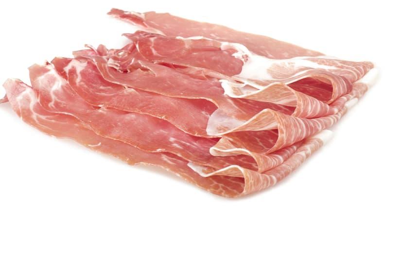 Parma Ham Reserve sliced