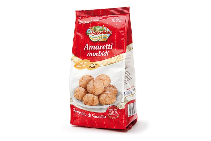 Amaretti Soft Italian Biscuits