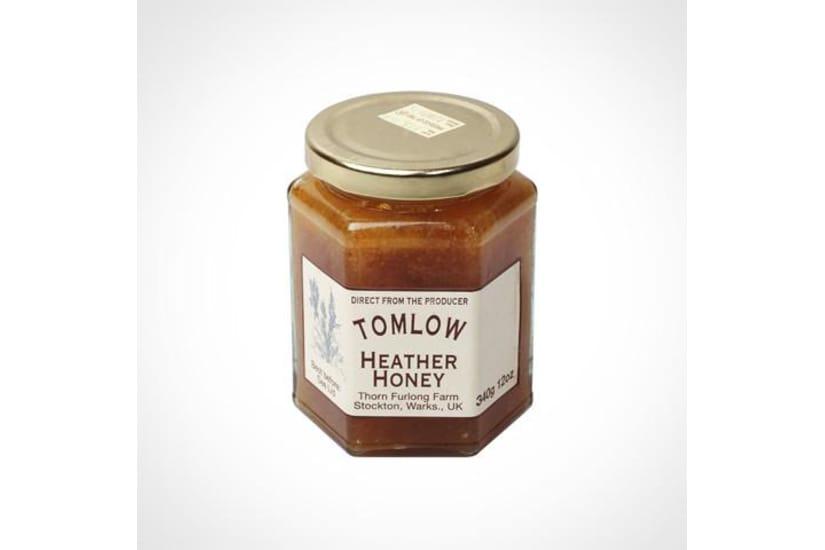 Heather Honey Jar