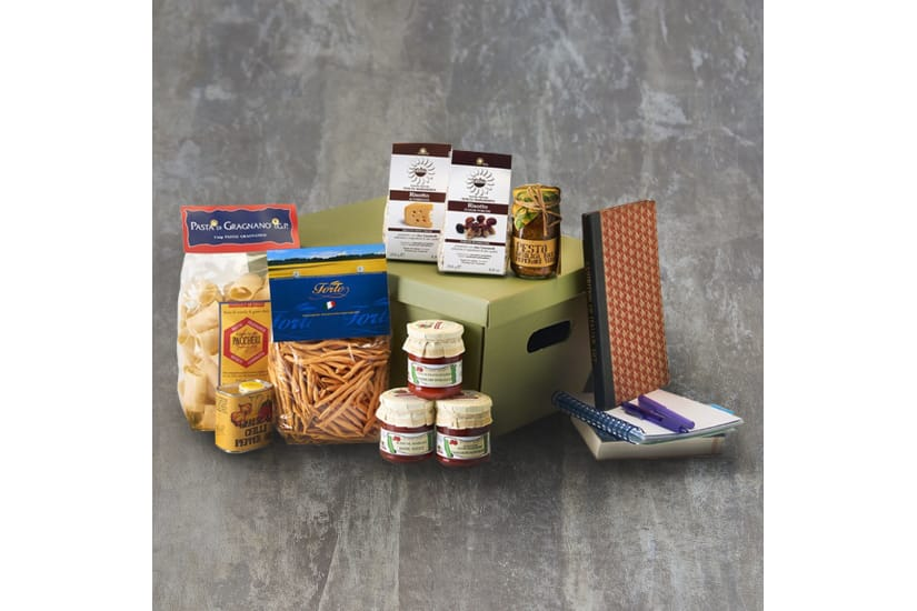 7 Day Student Survival Gift Box