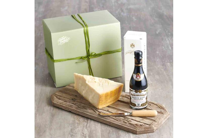 Balsamic & Parmigiano Gift Set