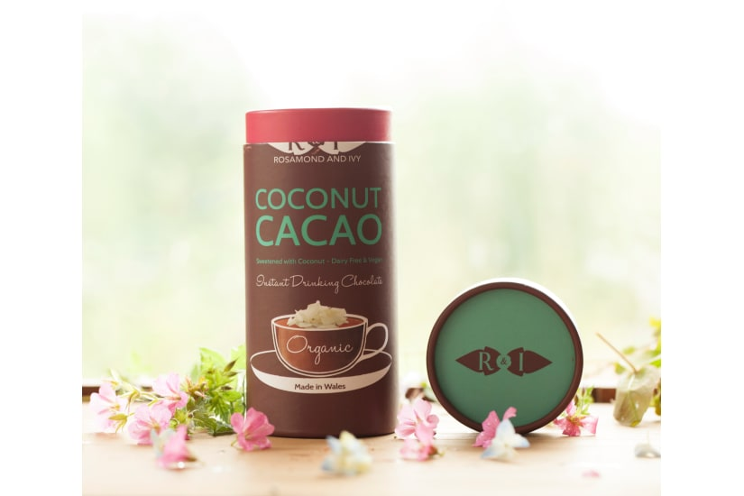 Coconut Cacao Dairy Free Luxury Drinking Chocolate