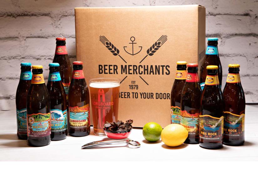 Kona Liquid Aloha Mixed Case (10 Beers & a Free Glass)