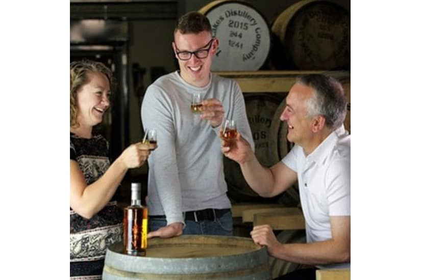 Distillery Tour & Extra Tastings - Cumbria